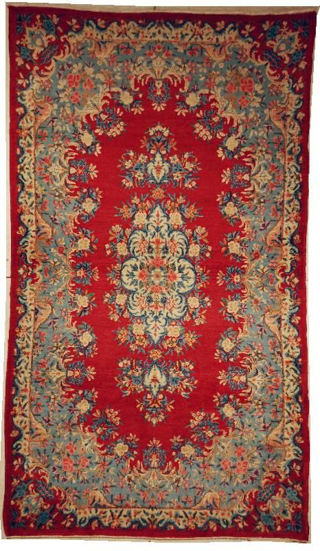 5604_Kerman rug