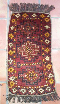 5822 afghan rug
