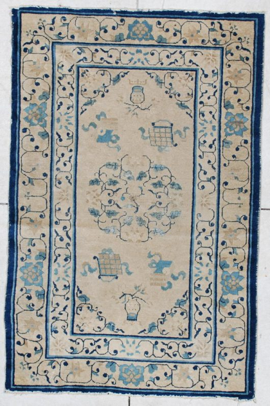 5895 Peking Chinese rug