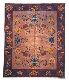 6083 art deco Chinese rug