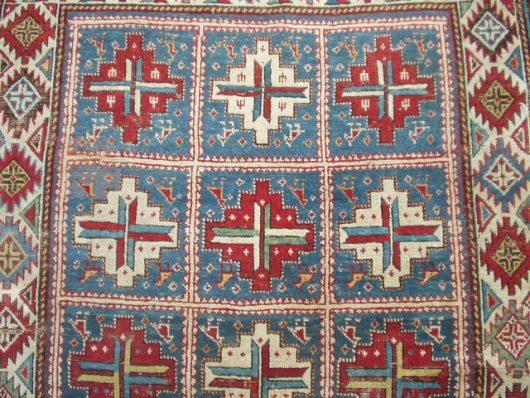 6423 shirvan rug closeup