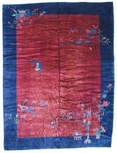 6480 art deco chinese rug