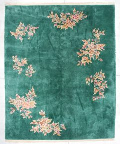 6579 art deco Chinese rug