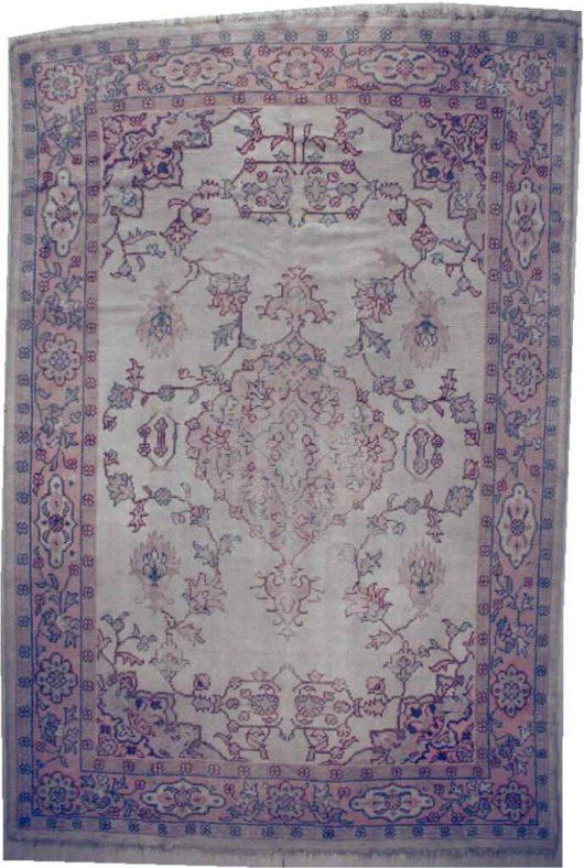 6584 Oushak rug
