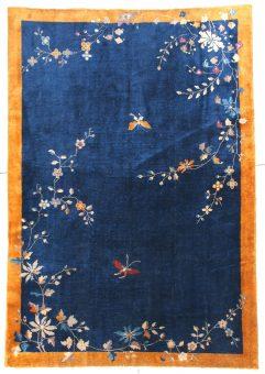 6667 art deco Chinese rug