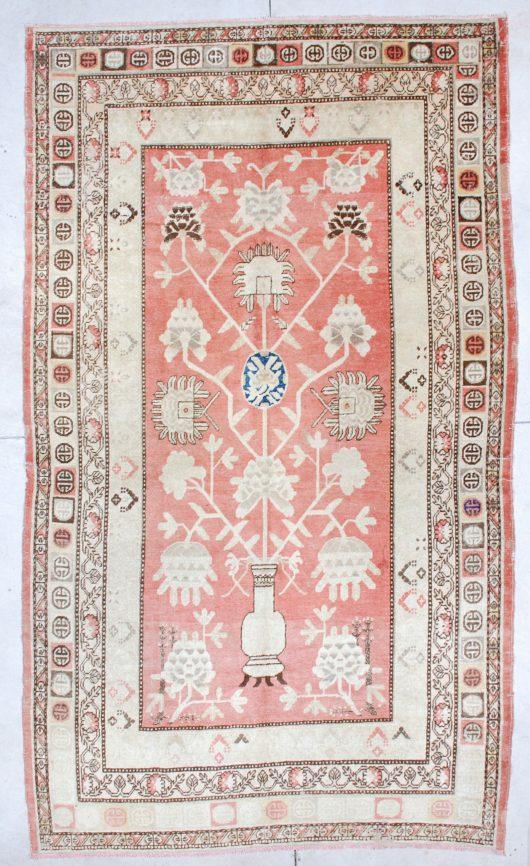 Khotan antique Rug