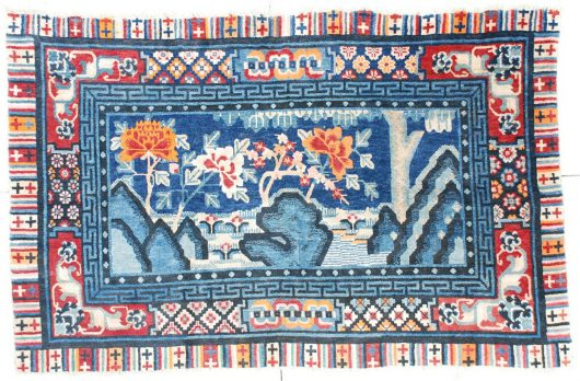 6699 tibetan rug