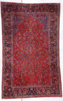 6965 Kashan rug
