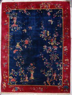 7133 art deco Chinese rug