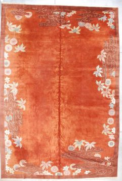 7145 Art Deco Chinese rug image