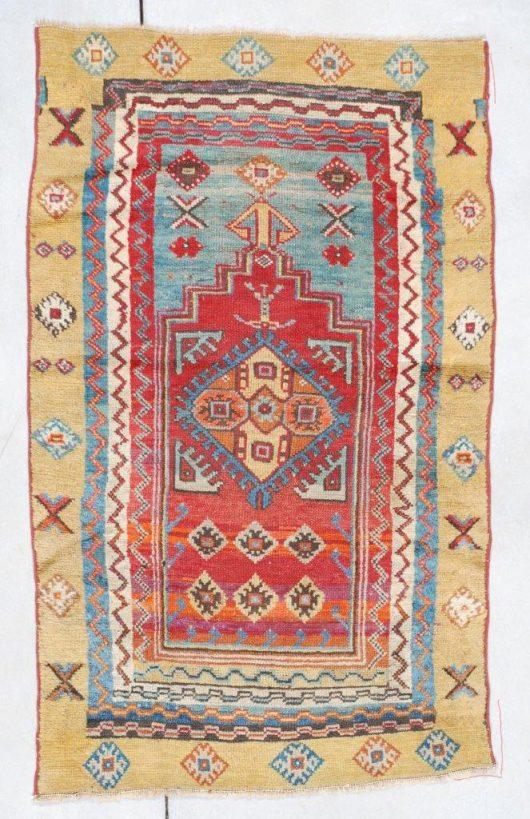 7399 Konya prayer rug