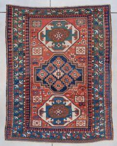7505 Kazak rug