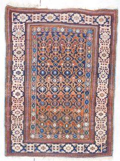 7554 Kuba antique rug