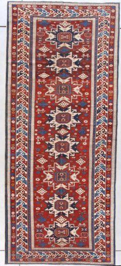 7624 Lesghi Shirvan rug