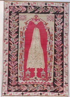 7625 Melez 18th century rug