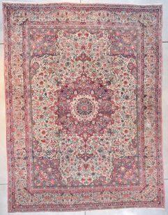 7686 Laver Kerman rug