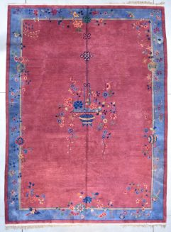 7731 art deco chinese rug