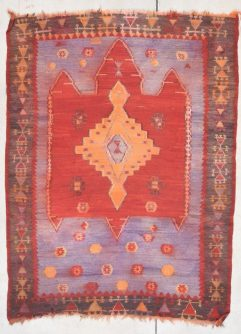 7787 Turkish Kilim