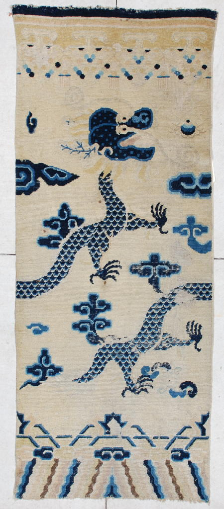 3827 Ningxia 18th century rug
