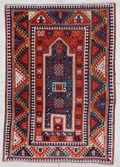 5625 Borchalou Kazak rug