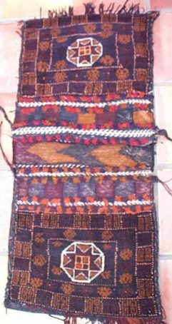 5798 baluch saddlebags