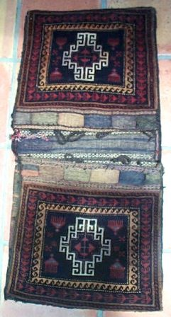 5809 baluch saddlebags