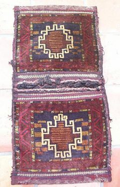 5880 baluch saddlebags