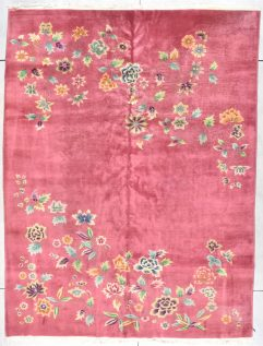 6080 art deco chinese rug image
