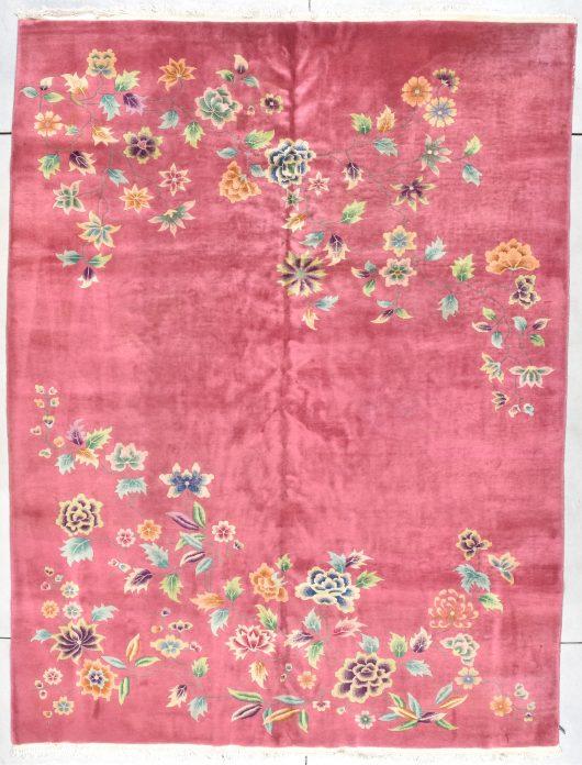 6080 art deco chinese rug image