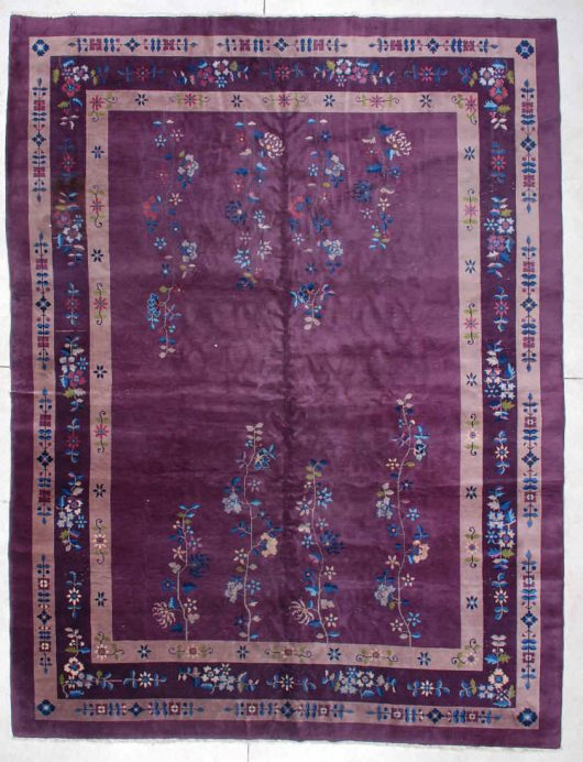 6144 art deco chinese rug