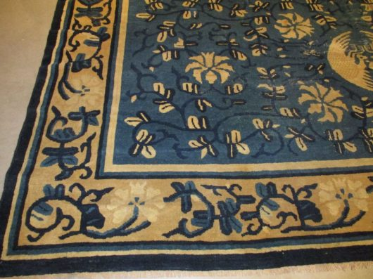 very antique chinese carpet images 6232