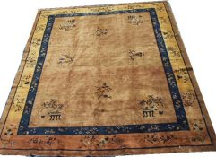 roomsize PEKING Chinese rug