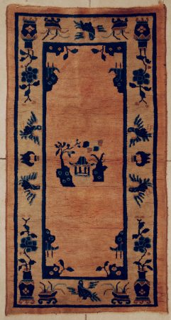 6353 art deco Chinese rug