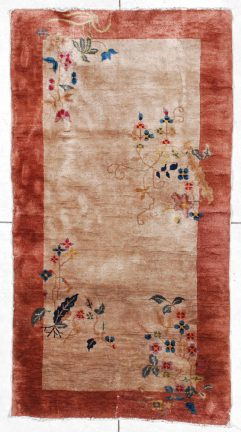 6354 art deco Chinese rug