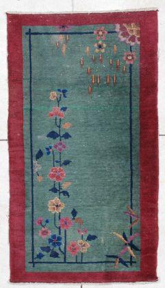 6403 art deco Chinese rug