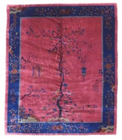 6441 art deco chinese rug