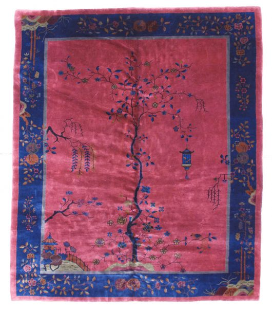 6441 art deco chinese rug