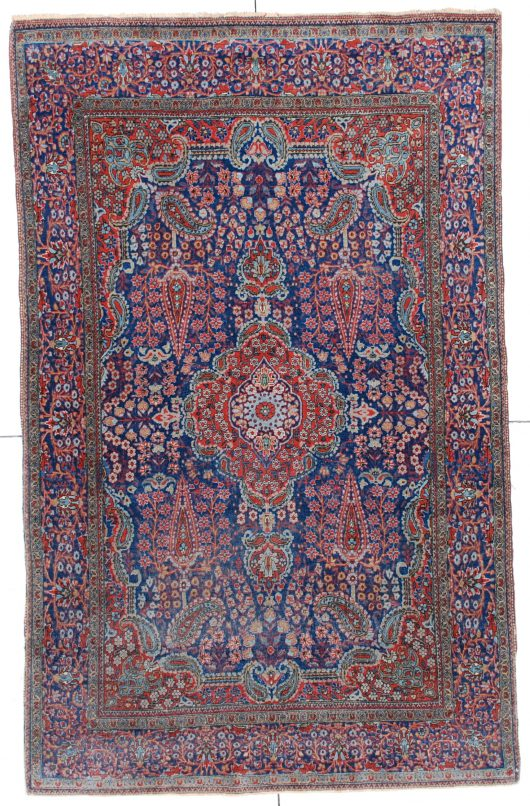 6454 Atashogli Kashan rug