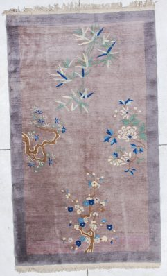 6473 art deco Chinese rug