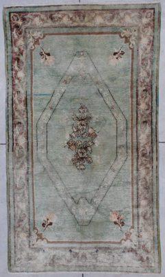 6487 Oushak rug