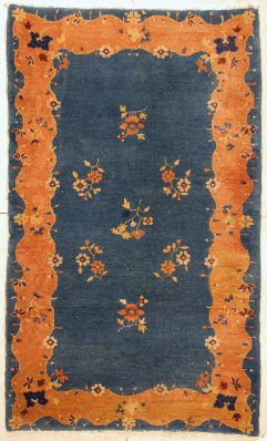 6520 art deco Chinese rug