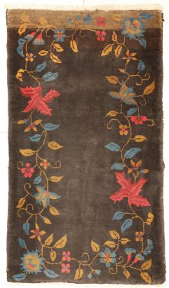 6534 art deco Chinese rug