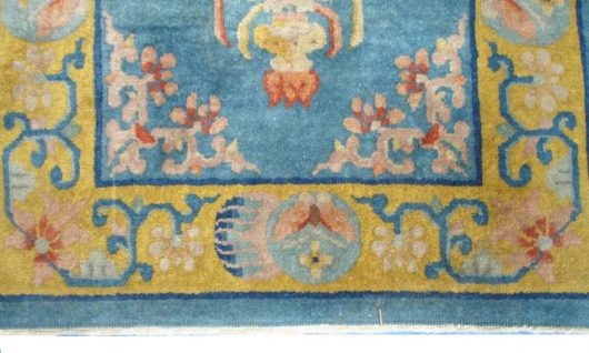 6557-6558 art deco chinese rug images