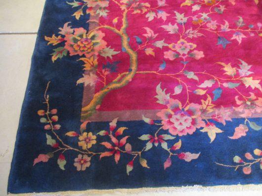 6599 art deco chinese rug closeups