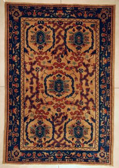 6604 art deco Chinese rug