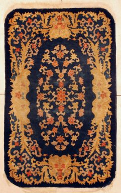 6612 art deco Chinese rug