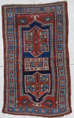 Kazak Caucasian antique Rug