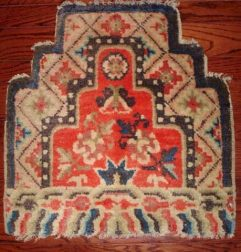 6728 Tibetan Chair back rug