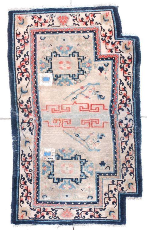 6736 Chinese saddle rug