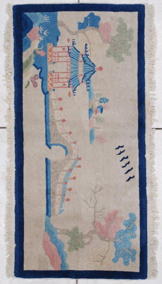 6870 Peking Chinese rug